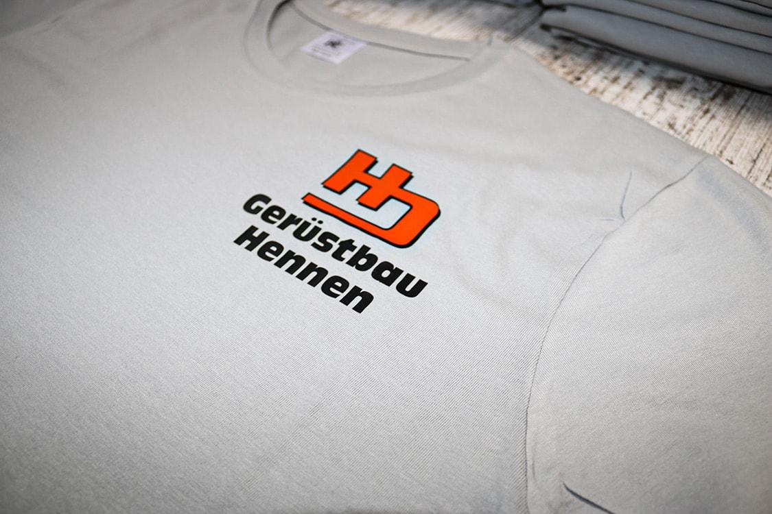 Gerüstbau Hennen GmbH - Firmenbekleidung