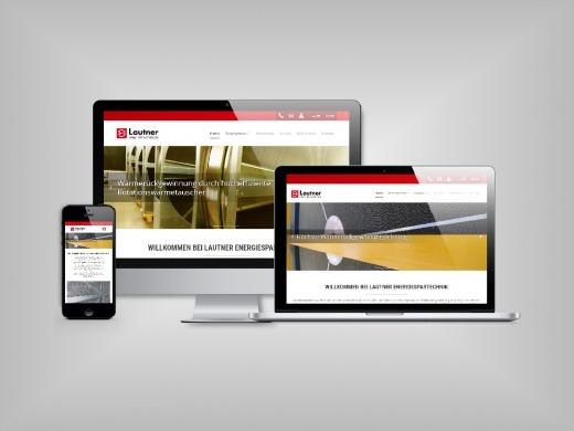 Lautner GmbH - Relaunch